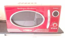 Microondas Retro anos 50