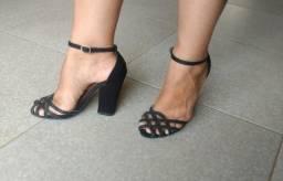 Sapato crissalis