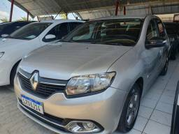 LOGAM 1.6 GASOLINA e gás natural. carro top - 2015