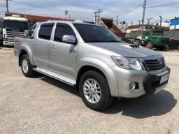 Toyota Hilux 3.0 Srv - 2012