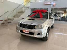 Toyota Hilux CD 4X4 STD - 2015