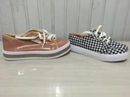 Tênis e sapatos femininos NOVOS