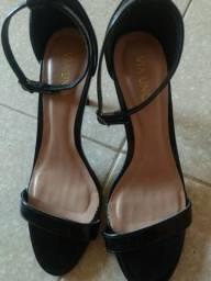 Semi novo sapato via uno