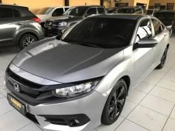 Honda Civic Sport automático extra! - 2017