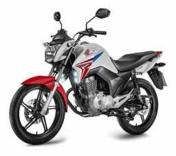 Moto Honda CG 150 - 2017