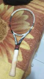 Vendo raquete babolat, grip novo, cordas novas