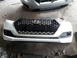 Parachoque dianteiro completo Hyundai HB20S 2018/2019