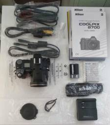 Câmera Nikon coolpix 8700