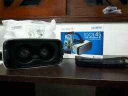 Vendo celular Idol 4s Windows 10 com óculos de realidade virtual incluso!