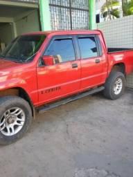 ''L200 Gl Manual 2005/2005, Diesel, com Ar condicionado, Direção Hidráulica e Som'' - 2005