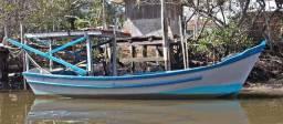 Barco de pesca - 2014