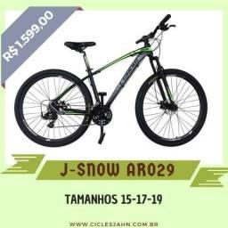 Bicicleta J-Snow Aro 29