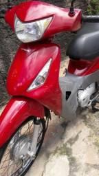 Vendo Biz 125 KS a pedal quitada 2008 - 1998