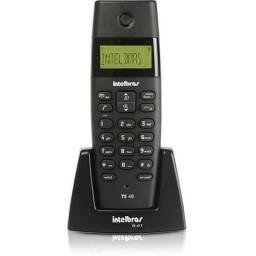 Telefone Ramal sem Fio Dect TS 40R Intelbras
