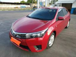Corolla GLI 2016 couro 1.8 Flex CVT - 2016