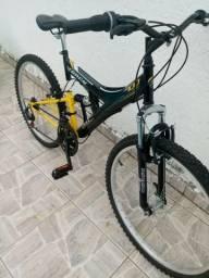 Bicicleta TB 100 Track Full, Aro 26 Nova