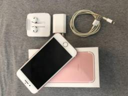 IPhone 7 256 GB - Nota Fiscal - Impecável