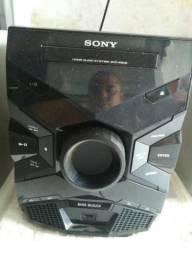 Som da Sony para retiradas de peças