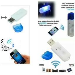 Receptor Adaptador Bluetooth Para Som