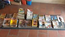 Revistas em ótimo estado