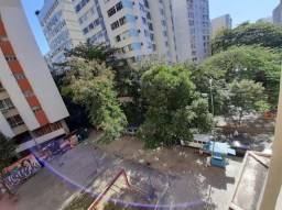 Apartamento para alugar com 1 dormitórios em Flamengo, cod:lc0013402