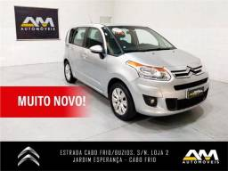 Citroen C3 picasso 1.6 flex exclusive manual