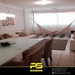 Apartamento com 2 dormitórios à venda, 67 m² por R$ 155.000 - Bancários - João Pessoa/PB