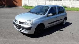 Renault clio authentique 1.0 basico + ar