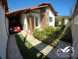 GP=Bela Casa Linear e individual de 3qts com suíte e closet em Morada de Laranjeiras