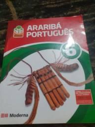 Livro de Português Araribá vol 6 Com Respostas