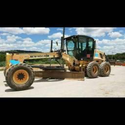 Motoniveladora New Holland RG 170