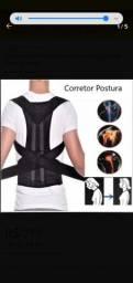 Corretor postural (aceito cartão)