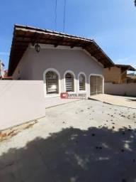 Casa com 3 dormitórios para alugar, 250 m² por R$ 2.500/mês - Dom Bosco - Jaguariúna/SP