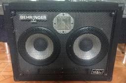 Caixa Para Baixo Behringer Ultrabass Ba210