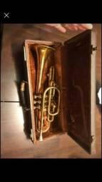 Trompete vintage KING AMERICAN STANDARD