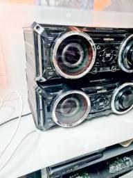 Conserto  de  som Samsung