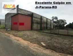 Galpão à venda, com 420 m² no Distrito Industrial em Ji-Paraná/RO