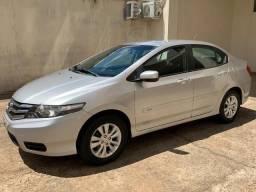 Honda City 1.5 LX 12/13 IPVA 2020 PAGO - 2013