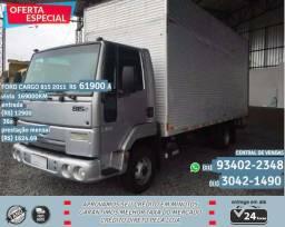 Cinza Ford Cargo 815 2011 R$ 61900 169000KM - 2011