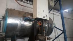 Reservatório de água quente