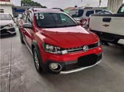 Volkswagen Saveiro 1.6 Cross Cd 16v Flex 2p Manual - 2015