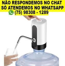 Bomba de água Mineral Automática recarregável