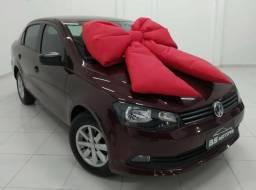 VW Voyage 1.0 Completao !!! impecavel !! facil financiamento abaixo da fip !! - 2015