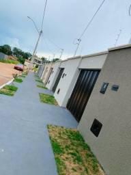 Casa 2/4 com 3 Banheiros e Churrasqueira - Pq. dos Buritis - Senador Canedo