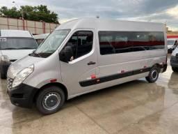 Master 2015/2016 2.3 DCI Minibus VIP L3H2 16 Lugares Negrini - Muito Nova