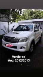 Vende-se Hilux SRV 2012/2013 - 2013