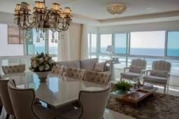 LL Luxo e qualidade de vida a beira mar 4 dormitórios com vistão 600 mil