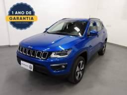COMPASS 2017/2017 2.0 16V DIESEL LONGITUDE 4X4 AUTOMÁTICO - 2017