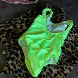 Body verde fluorescente