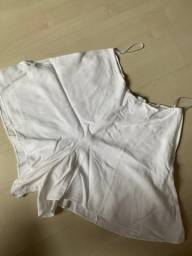 Shorts branco Lez a Lez P
